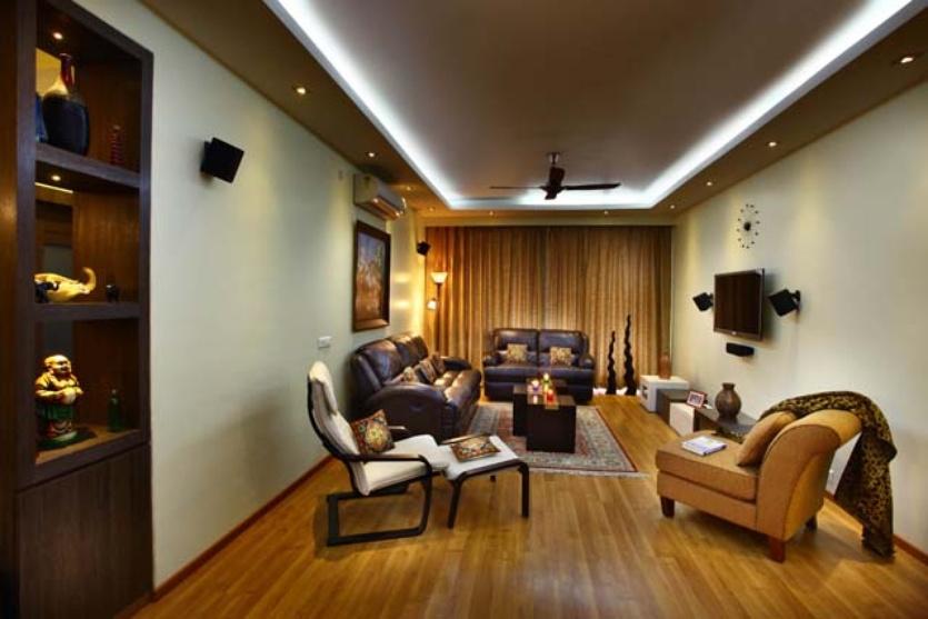 A family lounge