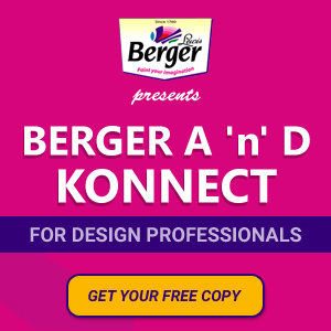 BERGER A 'n' D NEWSLETTER for design professionals