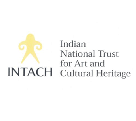 INTACH ( Indian National Trust of Art and Cultural Heritage ) – Logo