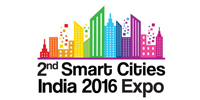Smart Cities India Expo 2016 logo