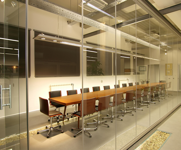 Security Glass Solutions for Office Space