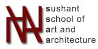 Sushant School of Art and Architecture - Logo