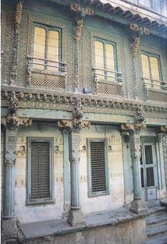 Traditional Gujarati Style Interior Designing Decoration