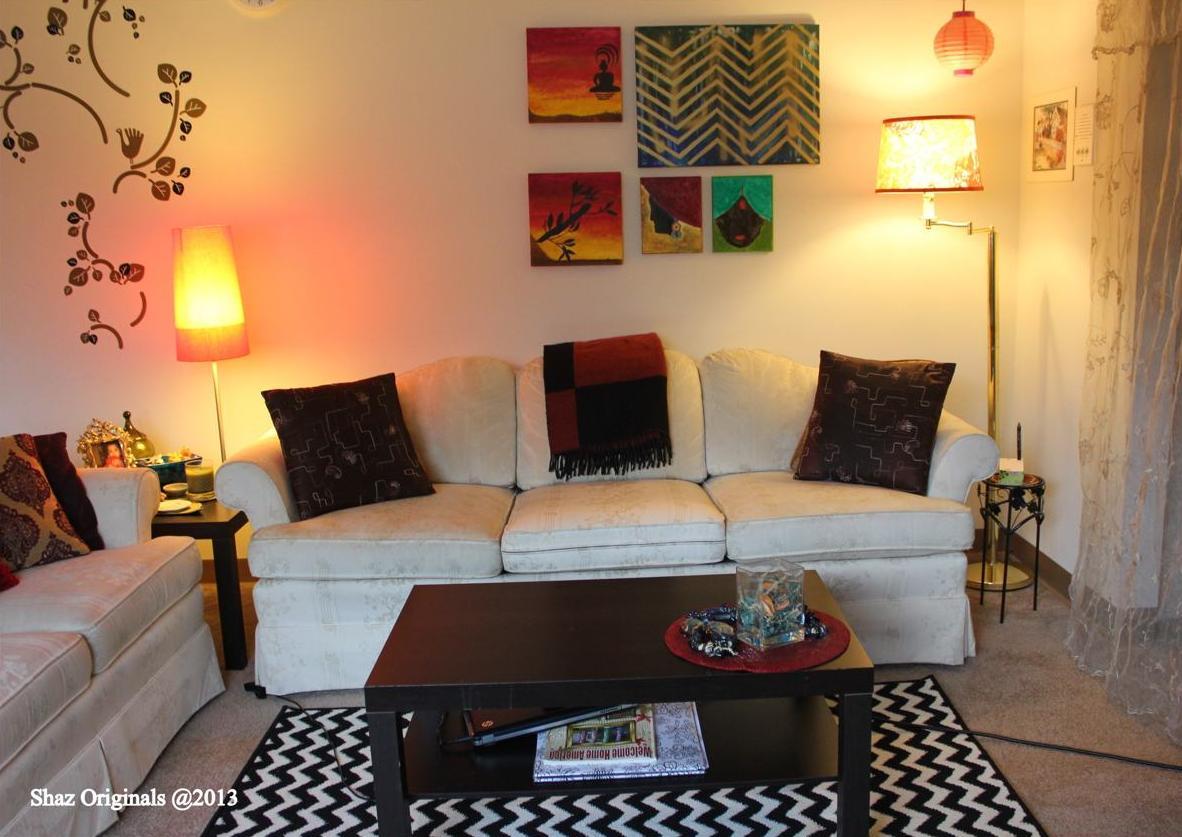 1 bhk flat interior design decoration ideas photos images - Interior design and decoration ...
