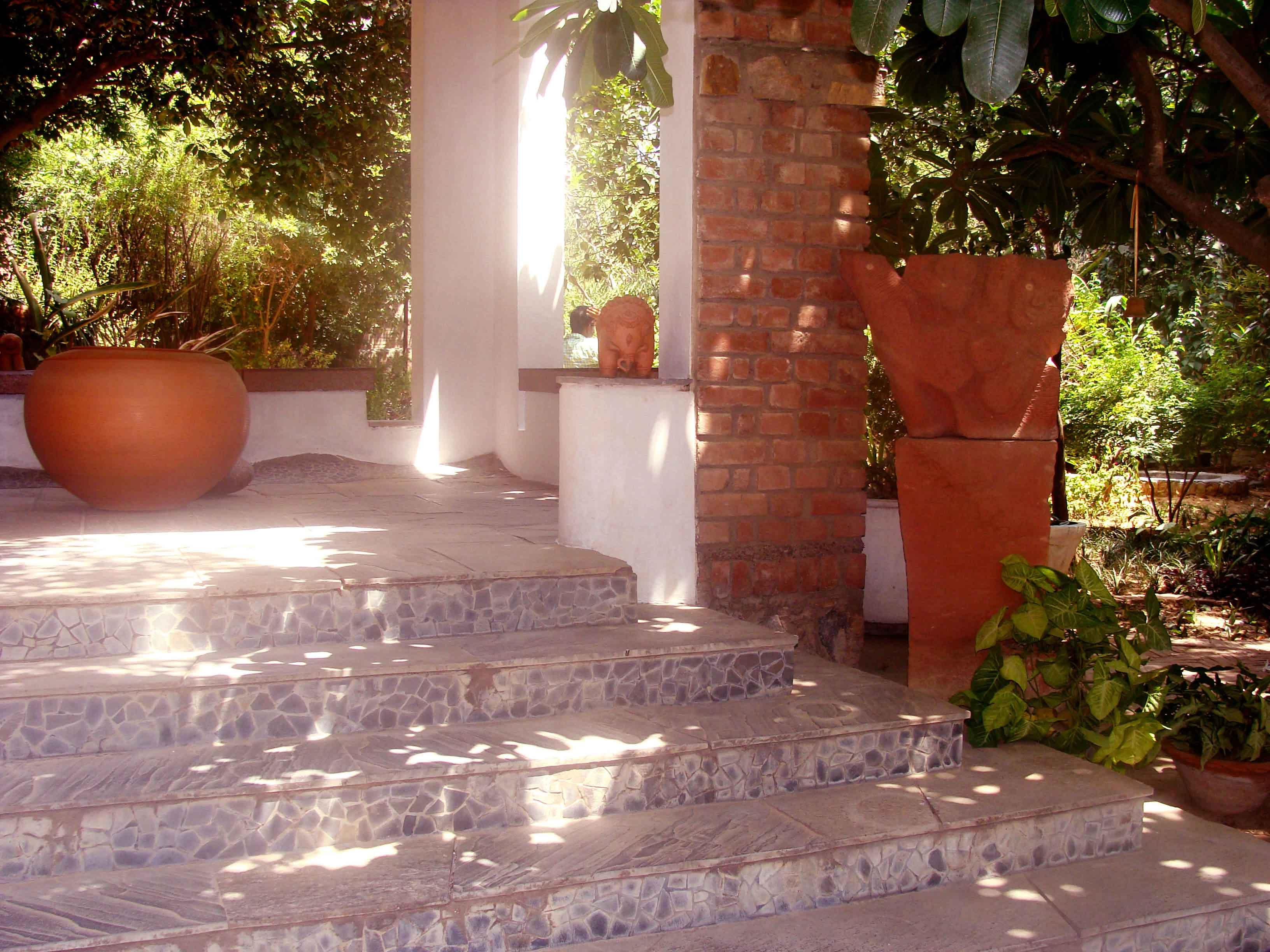 Garden Area Mosaic
