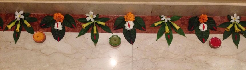 Diwali home decoration diwali decor at home diwali 2014 for Diwali decoration material