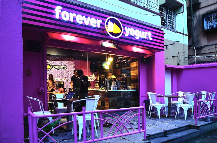 forever yogurt design