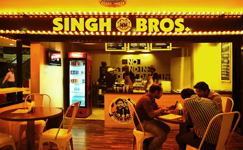 Singh Bros. Cafe Design