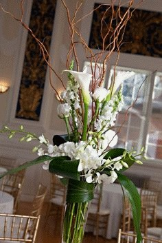 Lilies in Vases