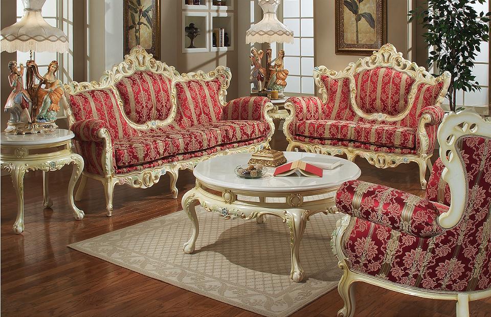 Royal Oak Side Table
