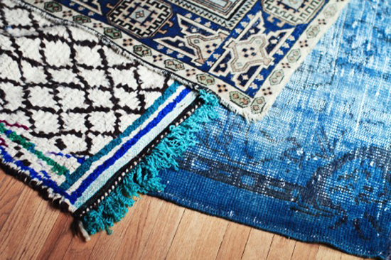 Knotted Rugs