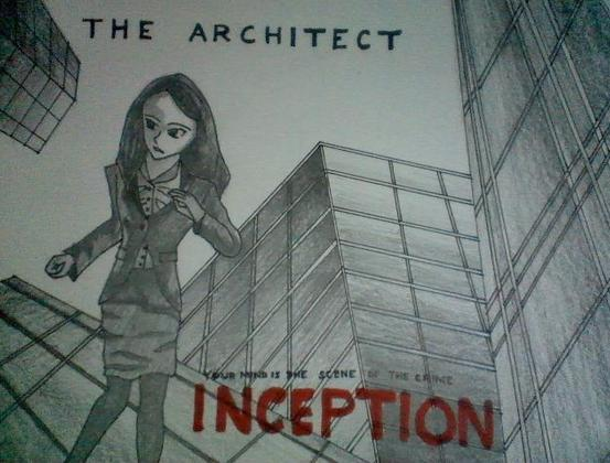 The woman Architect in a pivotal role