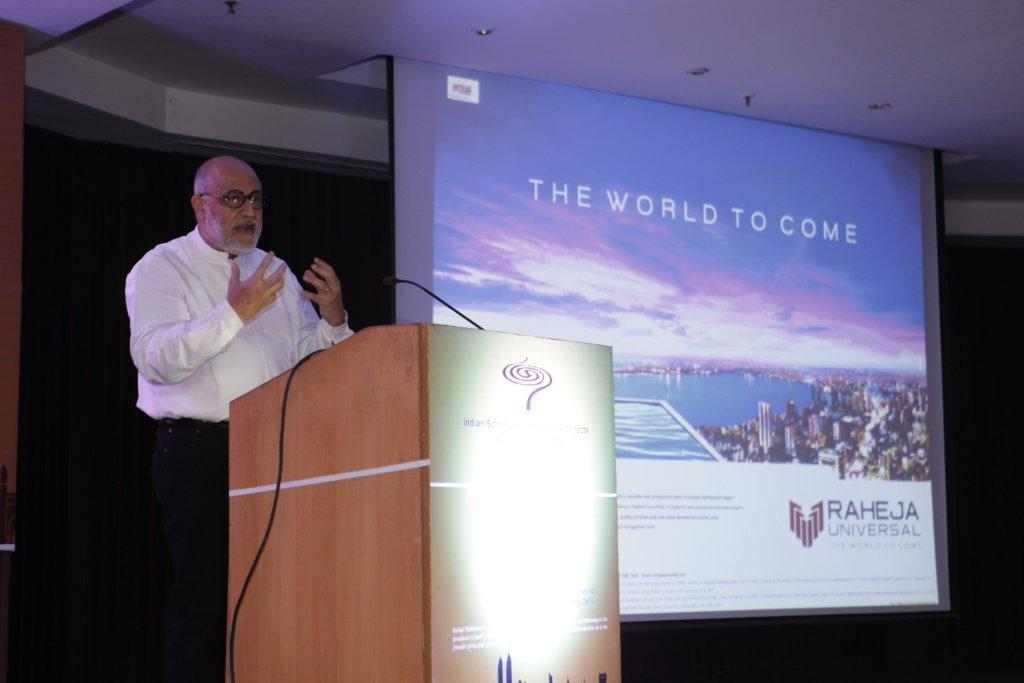 Working in Mumbai - A Talk by Prof. Rahul Mehrotra