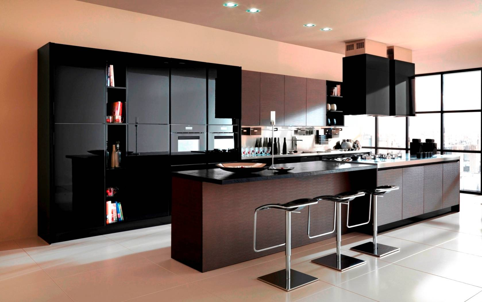 Modular kitchen cabinets 82 modular cabinet stainless for Stainless steel modular kitchen designs