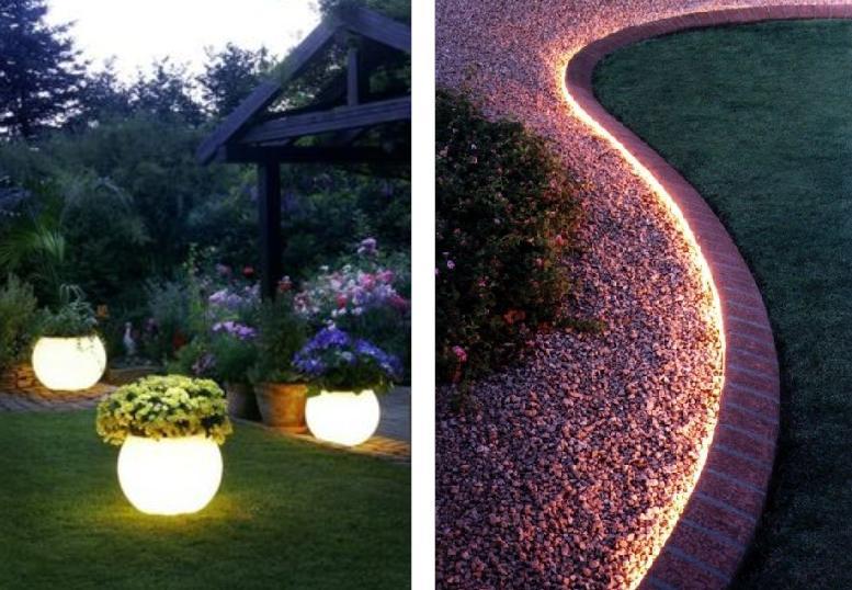 Light Serves Dual Purpose