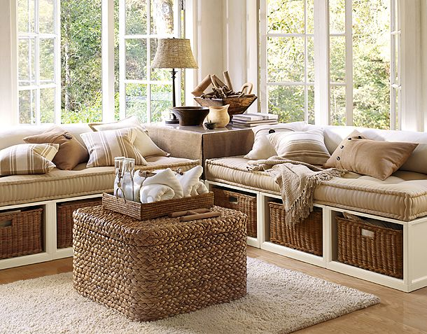 rustic cottage decor style