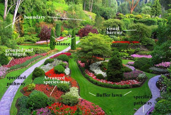 Landscape Design Idea