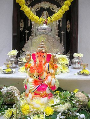 Ganpati Decor Theme