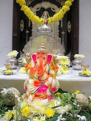 Ganesh Chaturthi Decoration Tips Ideas Ganpati Decor