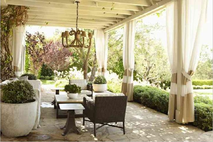 Outdoor Patio Garden
