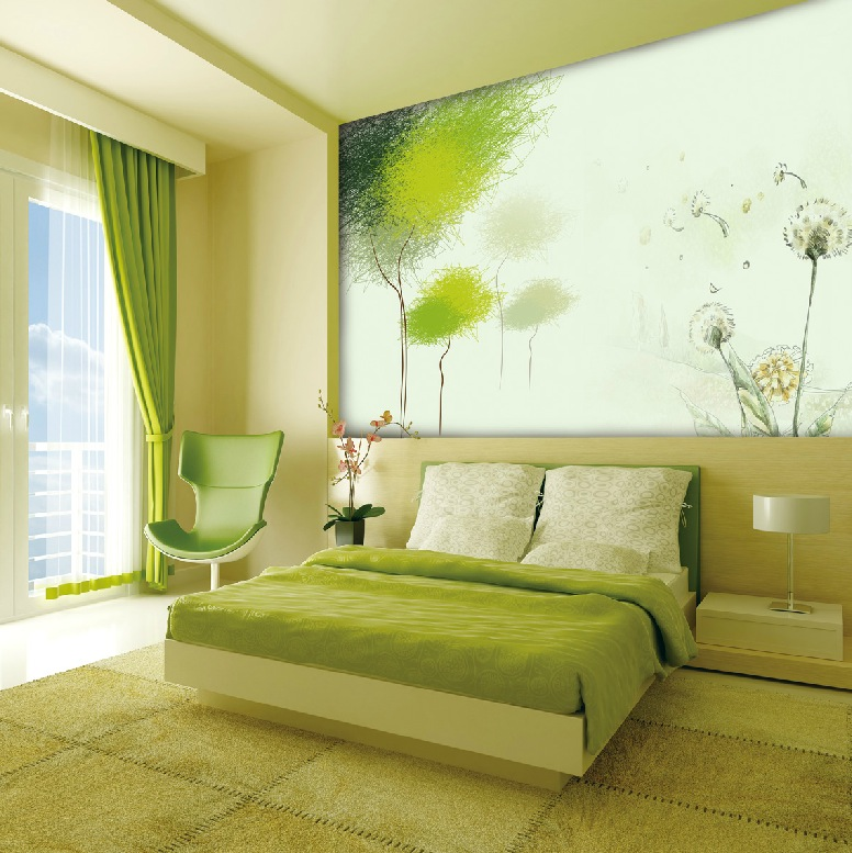 Wall Design Ideas with Pictures, Patterns, Wall Decor Tips, Bold Walls