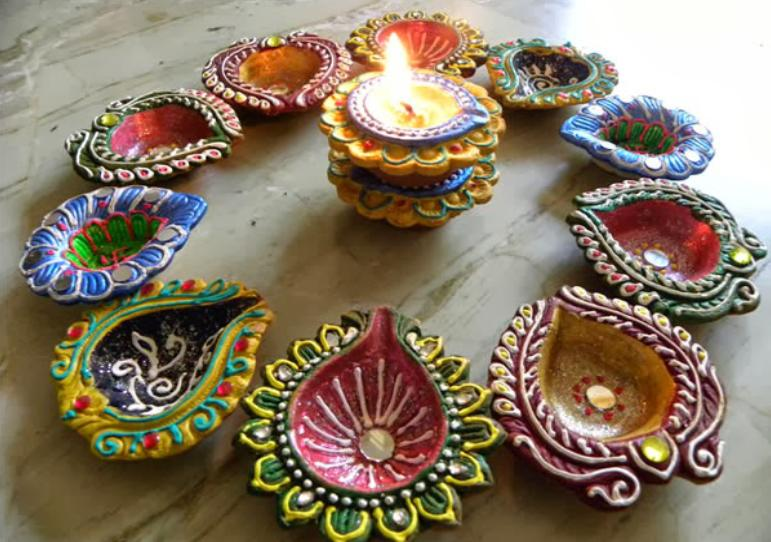 Navratri Home Decoration Ideas Themes D 233 Cor Tips