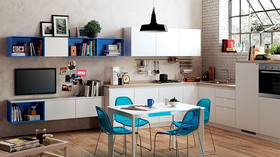 Small, Studio Apartment Dining Room Ideas, Dining Areas In