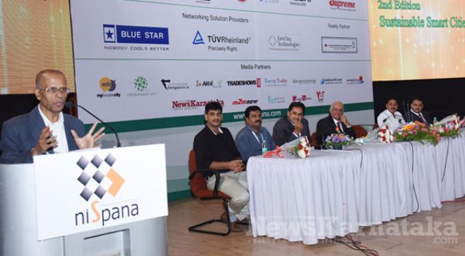 Sustainable Smart Cities India, Mangalore
