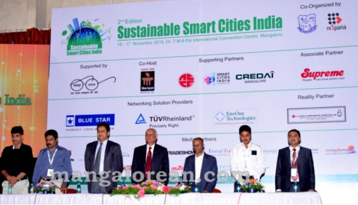 Sustainable Smart Cities