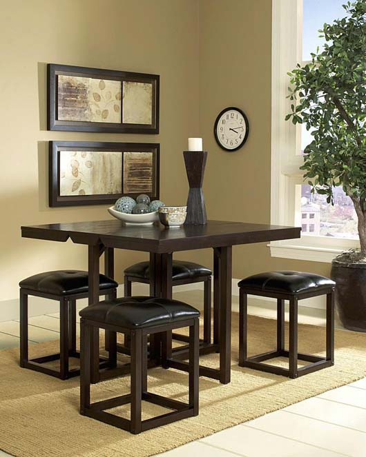 Dining Room Design Ideas Small Spaces: Small, Studio Apartment Dining Room Ideas, Dining Areas In