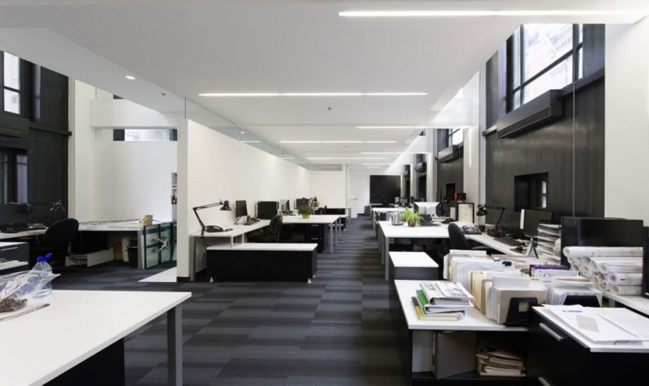 Creative office space interior design ideas tips cool for Office design trends articles
