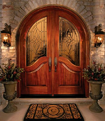 Doors and windows designs in india door window design for Double door house entrance