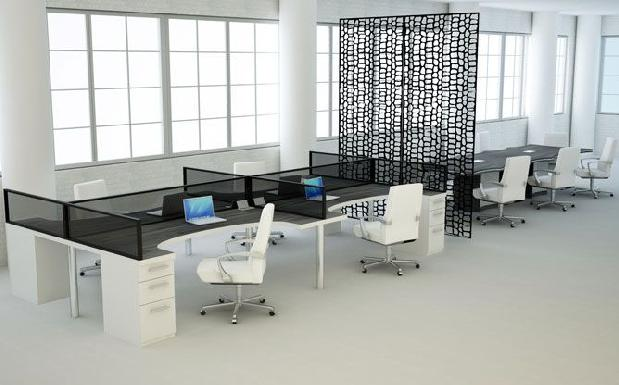 Modern office designs modern office design ideas pictures - Modern office desks for small spaces concept ...