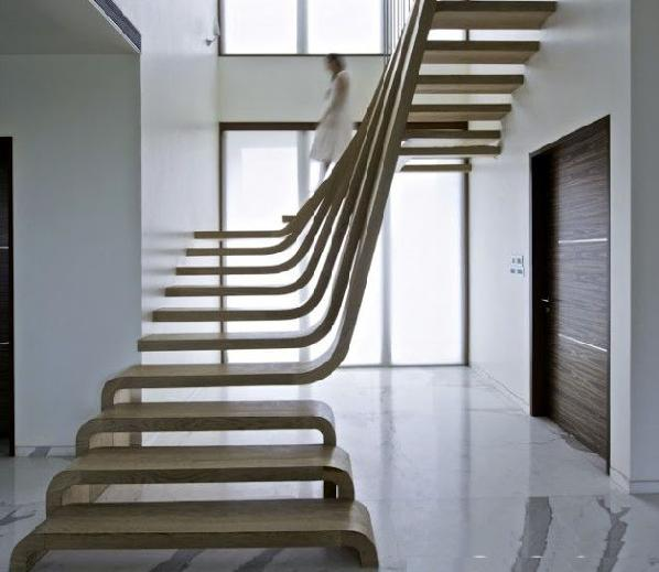 Step On Style 12 Staircase Design Inspirations For Your Home Sweet