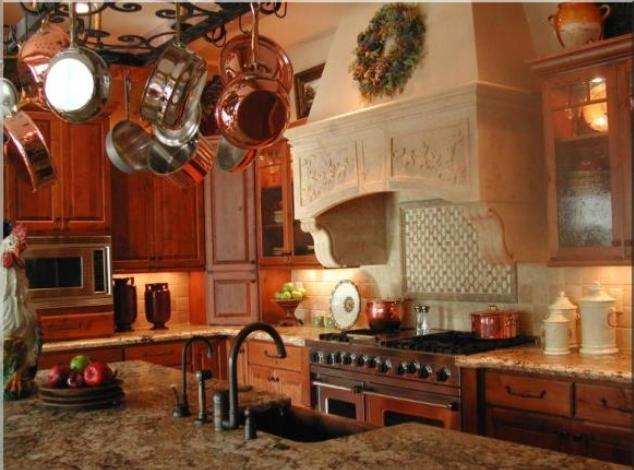 Rustic Kitchen Designs, Images