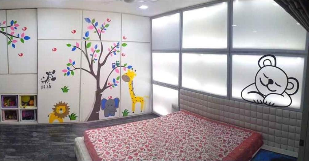 Wardrobe design ideas india wardrobe designs pictures for Latest children bedroom designs