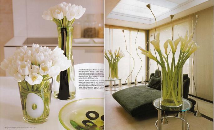 Floral Interiors Interior Design Ideas Floral Print