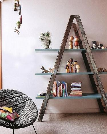 diy shelf idea