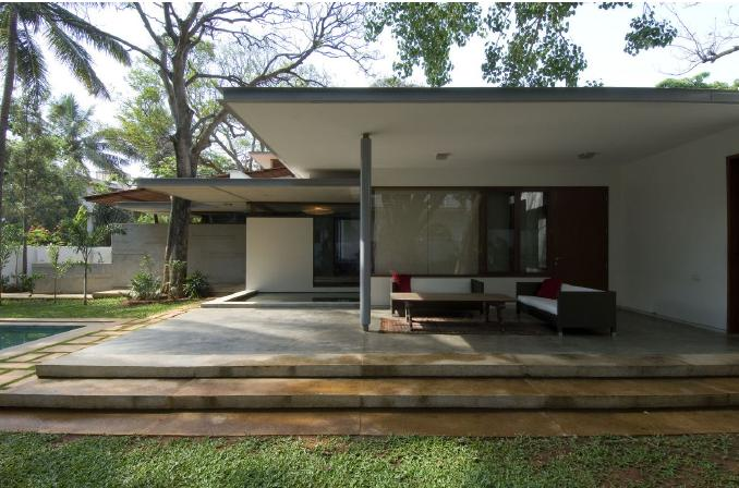 Contemporary Home Entrance Design