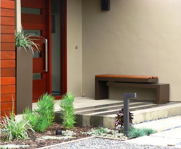 Elegant Home Entrance Design