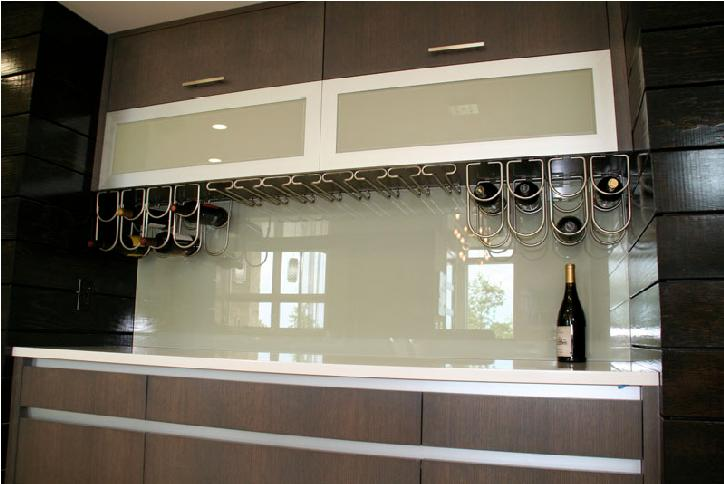 kitchen glass backsplash design