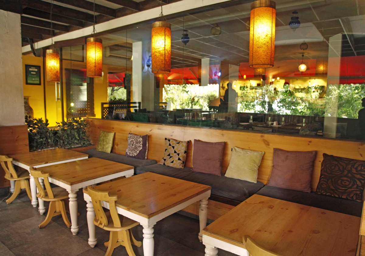 Restaurant design interiors exteriors of nawab asia