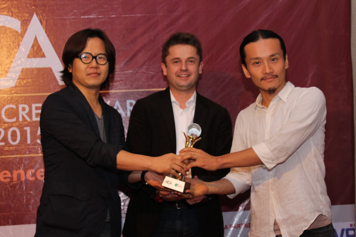 8th Artists in Concrete Awards Asia
