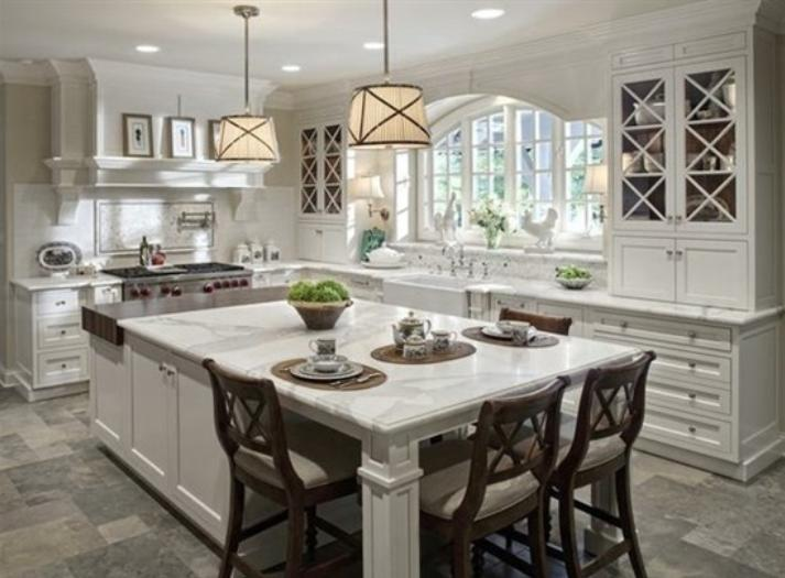 Transitional kitchen design ideas transitional style for Transitional kitchen design