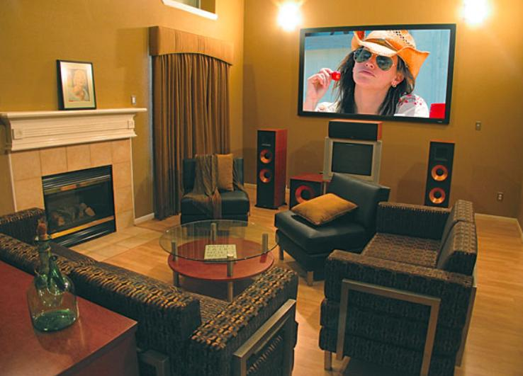 Home Theatre Designs India Home Theater Design Ideas Tips Images