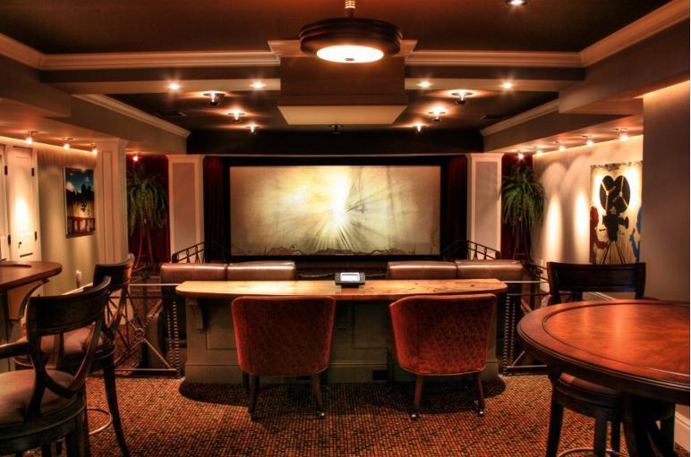 Home Theatre Designs India Home Theater Design Ideas