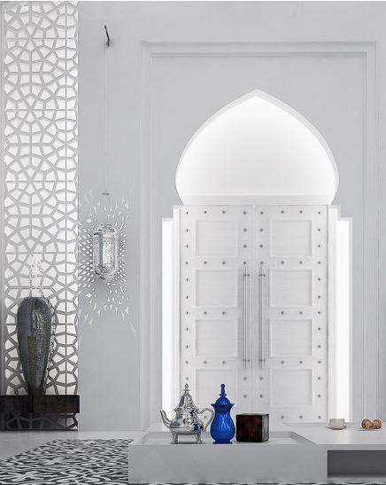 moroccan interiors. Moroccan Arches Style Interior Design Ideas  Elements Concept