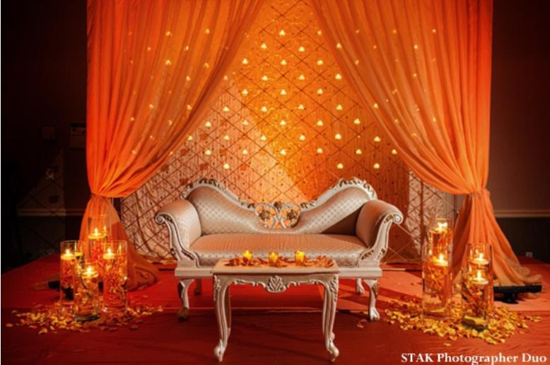 Indian wedding house decoration home decor ideas for for Home decorations images