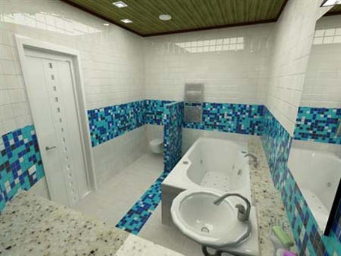 How to choose bathroom tiles india how to decide on tiles selection tips - Bathroom designs kolkata ...