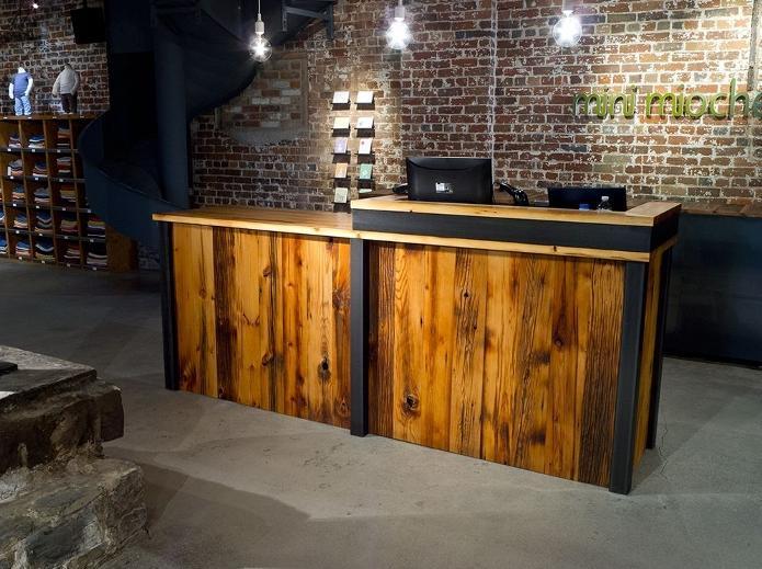 Retail Shop Desk, Counter Desks for Shops, Designs, Images
